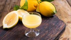 Тайната на перфектното италианско лимончело