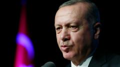 """Няма да позволим САЩ да забави """"зона за сигурност"""" в Сирия, обеща Ердоган"""