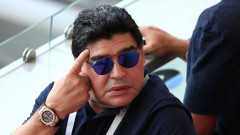 Разследват българска следа в смъртта на Марадона