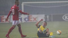 Георги Йомов: Няма как да играеш за ЦСКА и да излизаш без цел