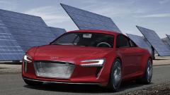 Audi e-Tron получи зелена светлина