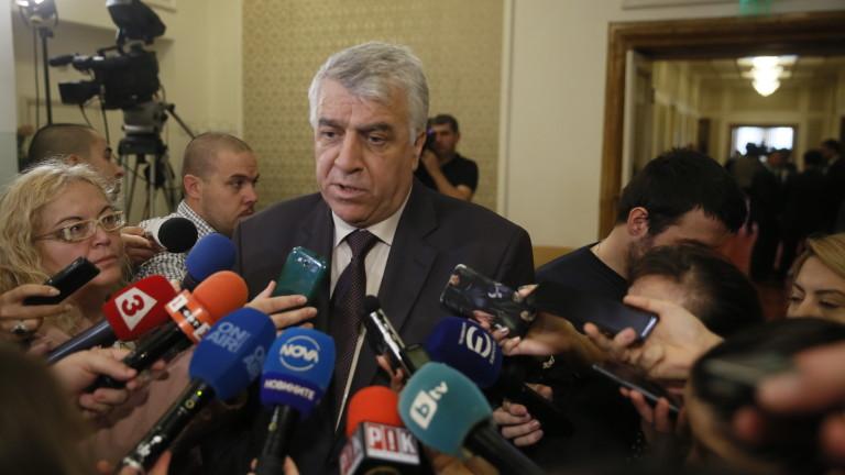 Румен Гечев за партийната субсидия: Разумът победи