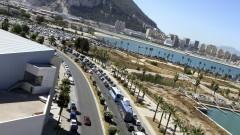 Испански боен кораб нареди на търговски кораби да напуснат района на Гибралтар