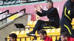 Оле Гунар Солскяер иска да спечели Лига Европа