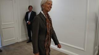 """Лагард предложи еврозоната да създаде фонд за """"черни дни"""""""