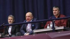 Красен Кралев: Успех, момичета! Браво на Петър Касабов!
