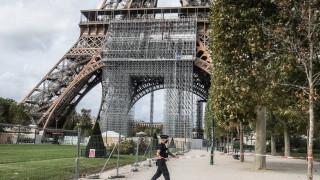 Полицията не откри експлозиви в Айфеловата кула