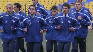 18-годишен защитник подписа с Левски