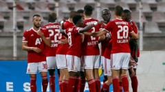 Очаквано и логично - ЦСКА отстрани Б36 без да се напряга и ще играе плейоф в Лига Европа