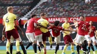 В Юнайтед без актуален договор за екипите след 30.06?