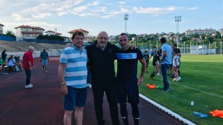 Красен Кралев продължава да се среща с варненски спортисти
