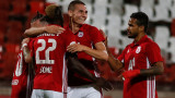 Само четири дни почивка за футболистите на ЦСКА