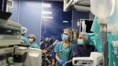 ВМА спаси мъж с 5-часова трансплантация на черен дроб