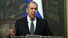 Лавров: Връзките между Русия и ЕС са разрушени