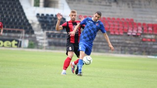 Струмска слава посече дубъла на Лудогорец в 91-ата минута