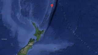 Силно земетресение удари остров Раул, Нова Зеландия