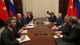 Ердоган призова Путин да усмири Асад