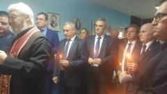 НФСБ откри новия си щаб и се готви за избори