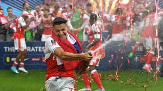 От Арсенал се хвалят за Алексис: Вижте кой отново тренира!