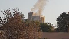 """Мъж пострада при пожар в столичния район """"Сердика"""""""