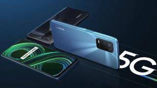 Realme пуска евтин 5G телефон в Европа