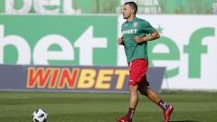 Валери Божинов: Поемам вината за загубата от ЦСКА