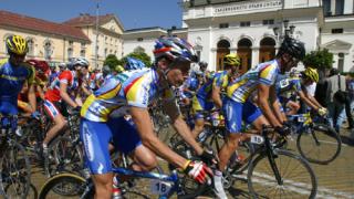 Ивайло Габровски спечели първия етап на Обиколката