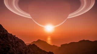 Учени изследват сезонните промени в езерата от метан на Титан