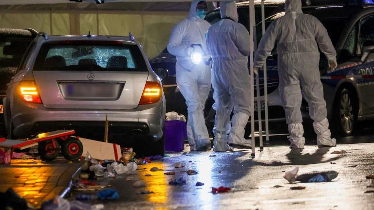 52 ранени, включително 18 деца, при врязването в карнавално шествие в Германия