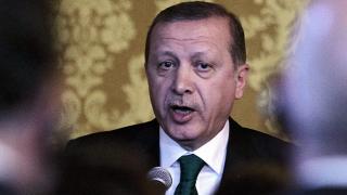 1845 дела за обиди срещу Ердоган