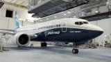 Boeing представи новия самолет 737 MAX 7