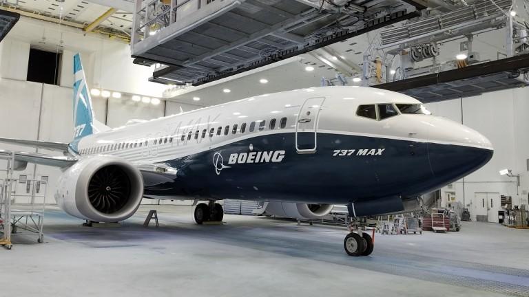 Ryanair очаква да получи 737 MAX чак през есента