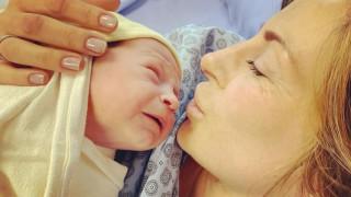 Сани Жекова стана майка