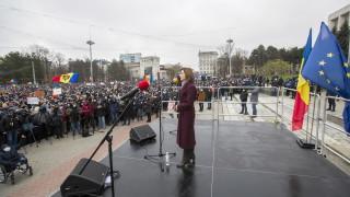 Санду се обяви за споразумение 5+2 за Приднестровието