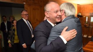 Станишев поиска от Юнкер Социален план за Европа