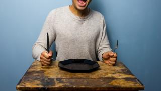 Защо гладът е най-големият ни враг