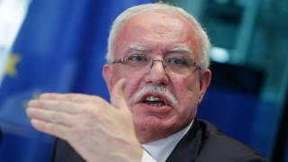 Палестина: Заселническият план на Израел е опасен и заплаха за решението за две държави
