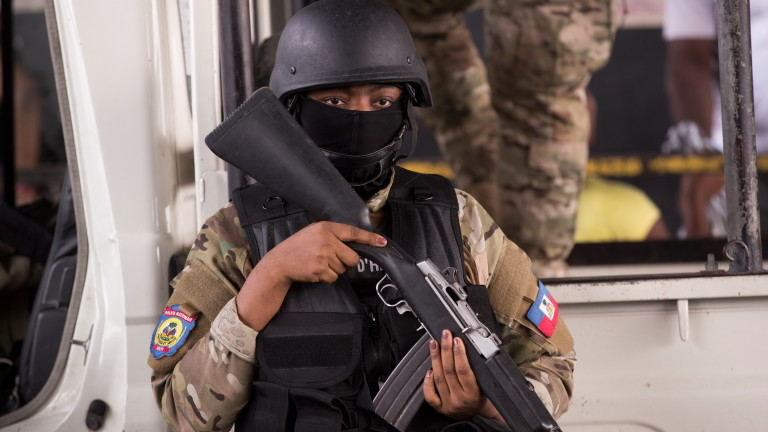 Спецслужбите на САЩ май са замесени в убийството на президента на Хаити