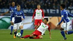 Шалке 04 победи Аугсбург с 3:2