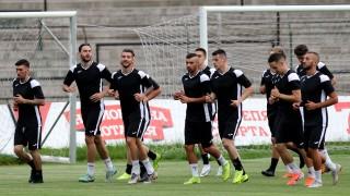 Славия замина за Банско с 18 футболисти