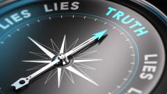 Бавният отговор на въпрос е по-вероятно да се възприеме като лъжа
