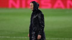 Зинедин Зидан си тръгва от Реал и отива в Ювентус
