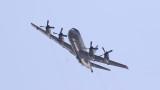 Руски изтребител Су-30 вдигнат срещу разузнавателен самолет на САЩ над Черно море