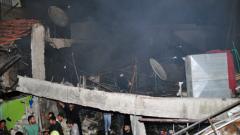 Взрив на газопровод остави Дамаск без ток