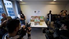 Рекордно количество кокаин открито в кашони с банани в Чехия