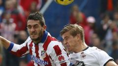 Барса и Атлетико си разменят футболисти?