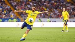 Ивелин Попов с травма три седмици преди мача с Англия