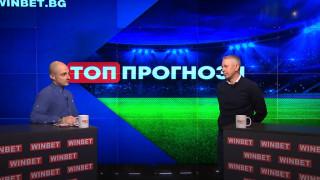 """Милко Георгиев и Ваня Симонска гости в предаването """"Топ прогнози"""""""