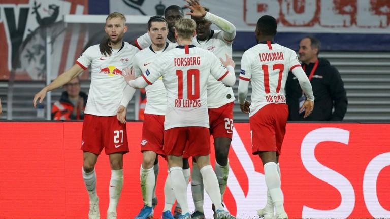 Брилянтен гол донесе обрат на РБ (Лайпциг) срещу Зенит