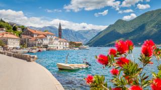 Черна гора за първи път